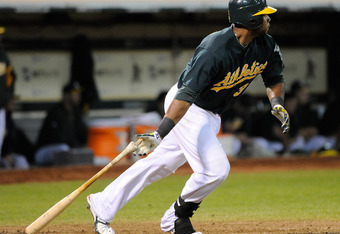 Will Manny's signing take at bats away from Brandon Allen, Chris Carter and other A's prospects?