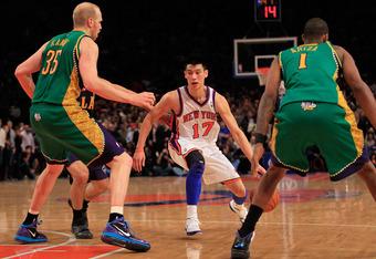 New York Knicks vs. New Orleans Hornets