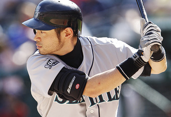 Ichiro is one of the greatest Mariners players ever