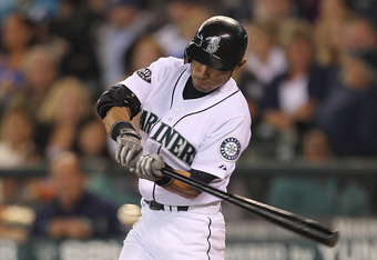 Ichiro will bring his .326 career average to an important spot in the lineup