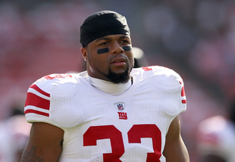 Like Derrick Ward and Mario Manningham, Da'Rel Scott (pictured) may become a viable offensive weapon despite failing to produce early in his career.