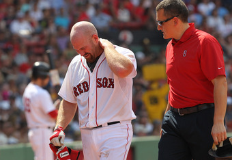 The Red Sox will need to avoid injuries if they hope to compete in the AL East in 2012