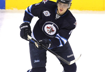 Nik Antropov may be one of the few pieces the Jets can move.