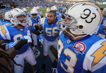 You may not like the Chargers, but you've got to love these unis...