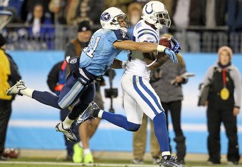 Titans CB Cortland Finnegan won't likely have a reunion with his former teammates in Detroit this year