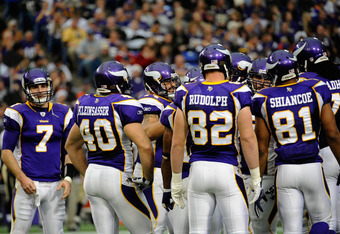 The Minnesota Vikings should have enough cap space to make a few major free agency acquisitions