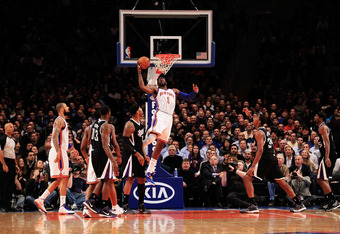 Stoudamire is just one Knick that wil make Lin's job easier.