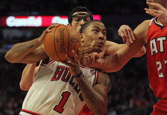 """Derrick Rose, a one and done player, said, """"""""The biggest adjustment was to the NBA lifestyle -- paying bills, taking care of my family, the women coming at you."""""""