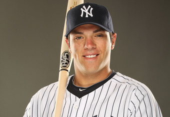 Austin Romine - future trade bait?
