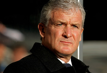 Mark Hughes has a huge challenge on his hands to keep QPR in the Premier League