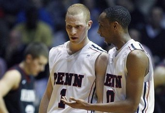 Zack Rosen and Miles Cartwright will try to learn from their 56-50 loss to Harvard on February 10th.