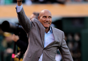 Bert Campaneris in 2010