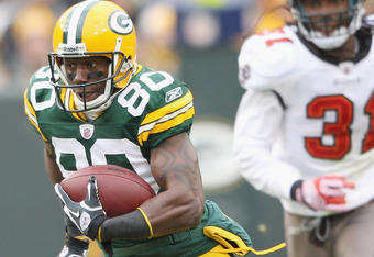 Packers WR Donald Driver will reportedly get one more year with his longtime team