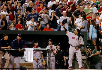 Ramirez was a star with the Red Sox from 2001-2008