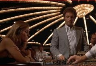 James Caan in my favorite basketball movie-- The Gambler