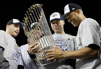 In 2009, the Core Four won their last championship together.