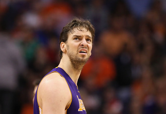 Is Gasol destined to join another team?