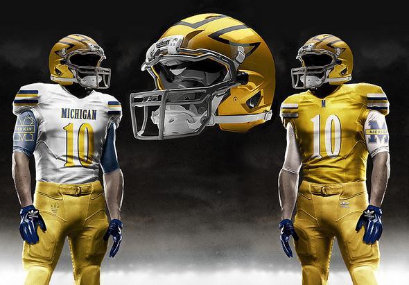 michigan wolverines football jersey 2016