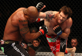 "Ryan Bader defeated ""Rampage"" Jackson at UFC 144."
