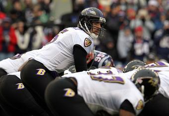 Will 2012 finally be Joe Flacco's year?
