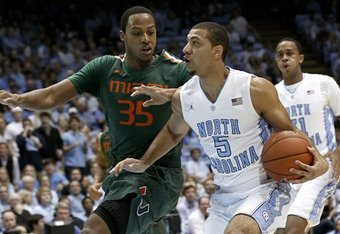 Kendall Marshall is one of the best point guards in the country. He has already set the UNC single season assist record and should have no problem setting the ACC record before season's end.