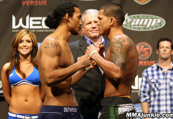Bendo vs. Pettis II is the perfect main event for UFC in Korea