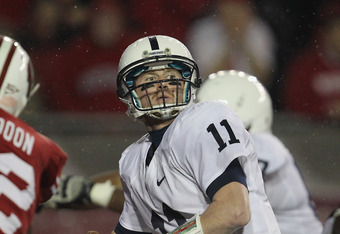 Matt McGloin says he is excited for Bill O'Brien's offense. Will he be the starter in 2012?