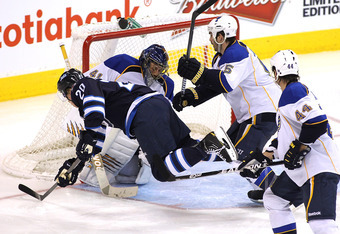 The Blues' tough, defensive style of hockey is an advantage to use in the playoffs
