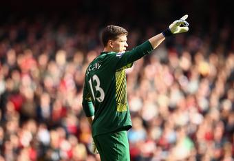 Wojciech Szczęsny was a true hero in the Arsenal win.