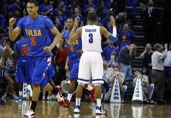 Tulsa guard Jordan Clarkson; Photo Credit: Memphis Commercial-Appeal