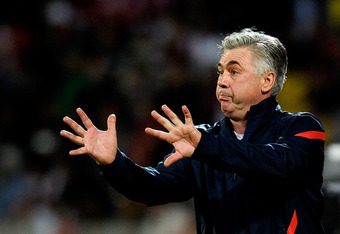 Carlo Ancelotti knows a thing or two about stars like Ibrahimovic.