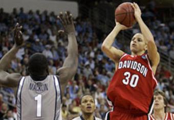 Stephon Curry: Davidson