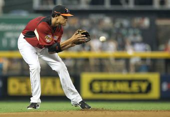 Manny Machado is the O's best position prospect, and maybe the best shortstop prospect in the entire game.