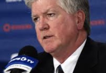 Toronto Maple Leafs GM Brian Burke is the target of Don Cherry's most recent rant.