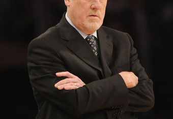 Head coach Rick Adelman