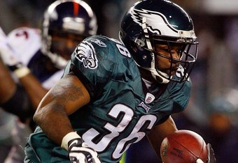 The last productive third round pick was 10 years ago when the Eagles took Brian Westbrook