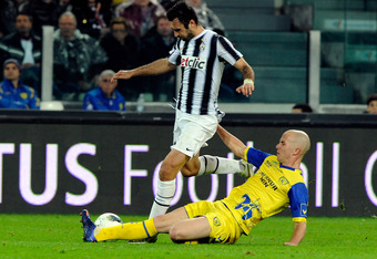 Mirko Vucinic has been more hamper than help this season.