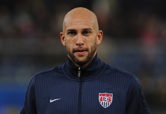 Tim Howard kept the Azzurri from equalizing by making seven saves