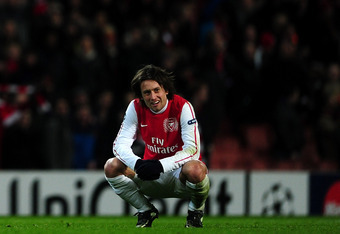 Rosicky crest-fallen at the final whistle