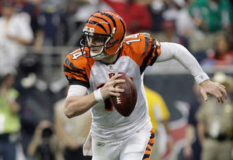 Might Andy Dalton just be the best QB in the AFC North though he's played but one season?