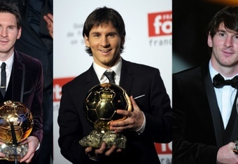 Ballon d'Or Three-peat