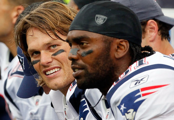 Brady to Moss was a force to be reckoned with.