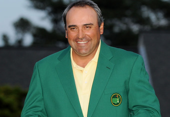 Angel Cabrera won the 2009 Green Jacket
