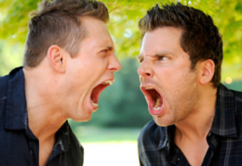 The Miz and James Roday