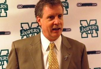 Tim Cluess's First Trip to NCAA's (K.Kraetzer)