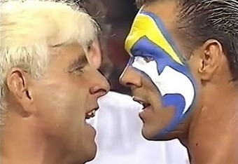 """My Greatest Opponent"" - Ric Flair"