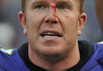 Matt Birk may stick around for one more season.