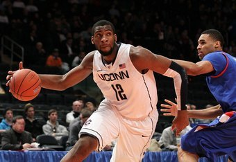 Which Andre Drummond will show up for UConn?