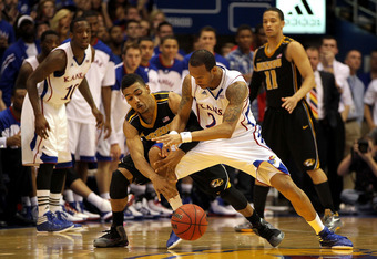 One had better be careful with the basketball when Phill Pressey is around.