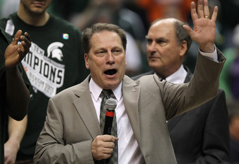 Tom Izzo circled the wagons on a Michigan State team that entered the season unranked.